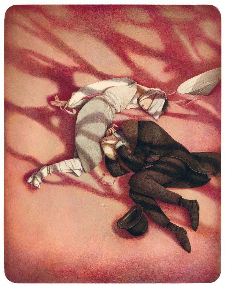 """""""Seta"""", l'edizione illustrata è una dichiarazione d'amore per i libri"""