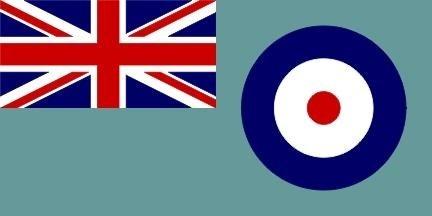 Royal Airforce Ensign Flag