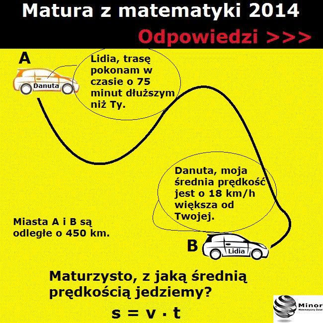 Matura 2014 z matematyki poprawkowa   Odpowiedzi, arkusz egzaminacyjny z…