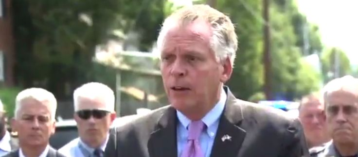 After Steve Scalise Shooting, Terry McAuliffe Speaks The Truth About Too Many Guns On The Streets