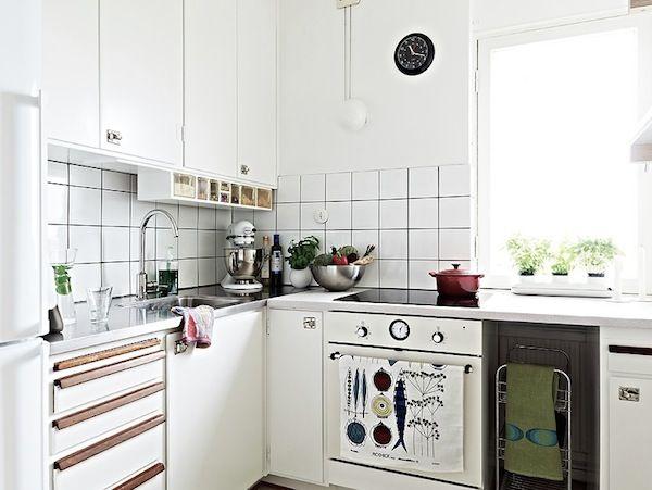 WABI SABI Scandinavia - Design, Art and DIY.: Kitchen Scandinavian Style