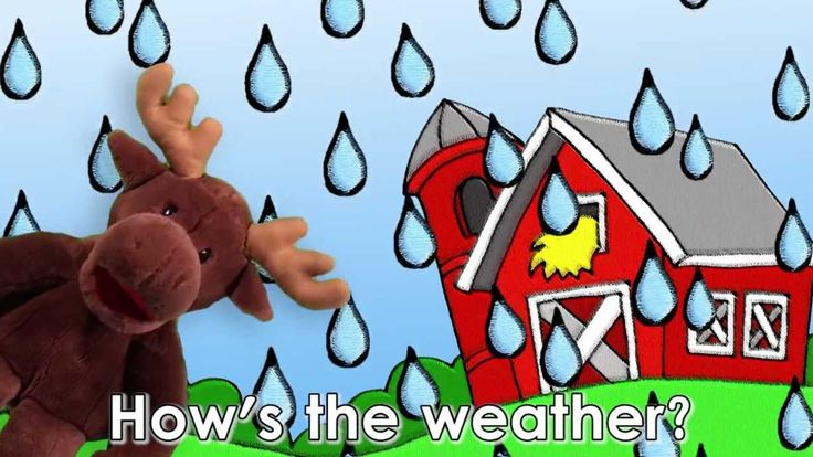 How's the Weather Song http://www.youtube.com/watch?v=I8GeA3anPdo