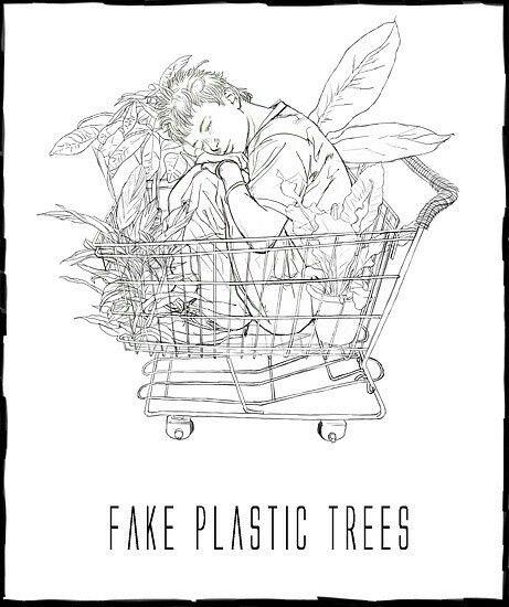 Radiohead Fake Plastic Trees