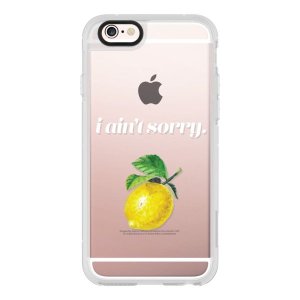 Beyonce- Lemonade- Lemon- - iPhone 6s Case,iPhone 6 Case,iPhone 6s... ($40) ❤ liked on Polyvore featuring accessories, tech accessories, iphone case, iphone cases, iphone hard case, apple iphone cases and iphone cover case