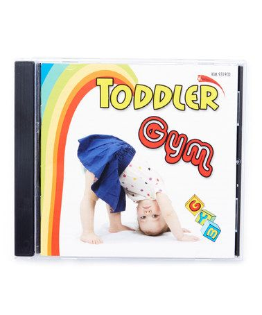 Look what I found on #zulily! Toddler Gym CD by Kimbo Educational #zulilyfinds