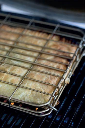 Pie on the braai http://www.eatout.co.za/recipe/pie-braai/