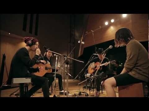 One Ok Rock The Beginning Acoustic (Studio Jam Session)