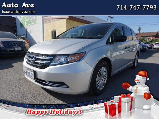 Used 2014 Honda Odyssey LX for Sale in Los Angeles, Korea Town CA 90006 Auto Ave