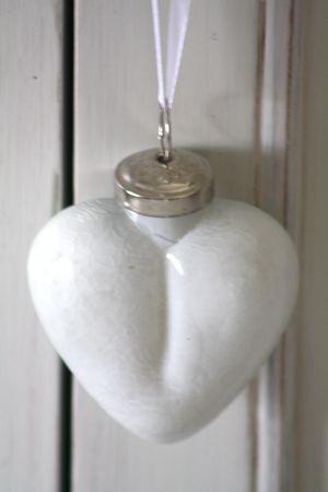 Sydän Milky Heart