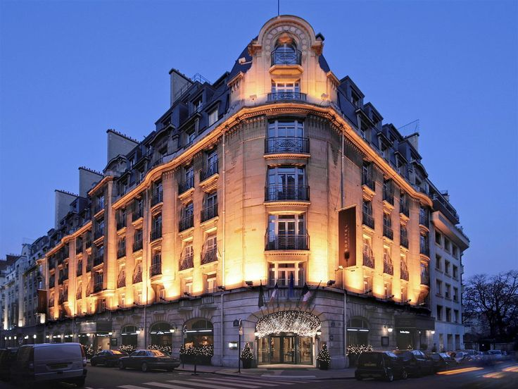 Paris Sofitel Paris Arc De Triomphe Hotel France, Europe Set in a prime location of Paris, Sofitel Paris Arc De Triomphe Hotel puts everything the city has to offer just outside your doorstep. Both business travelers and tourists can enjoy the hotel's facilities and services. Take advantage of the hotel's free Wi-Fi in all rooms, daily housekeeping, fax machine, photocopying, postal service. Some of the well-appointed guestrooms feature television LCD/plasma screen, internet a...
