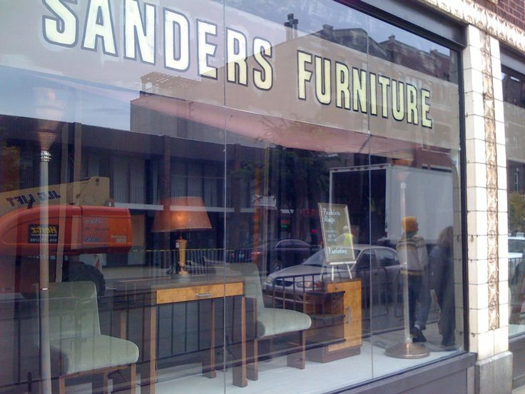 Furniture Store Window   Google Search