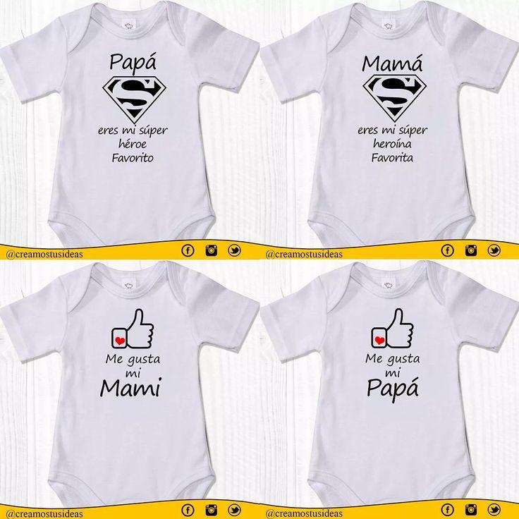 38c1fc1a3 Bodys Personalizados Para Bebés De 0 A 24 Meses - Bs. 25.000