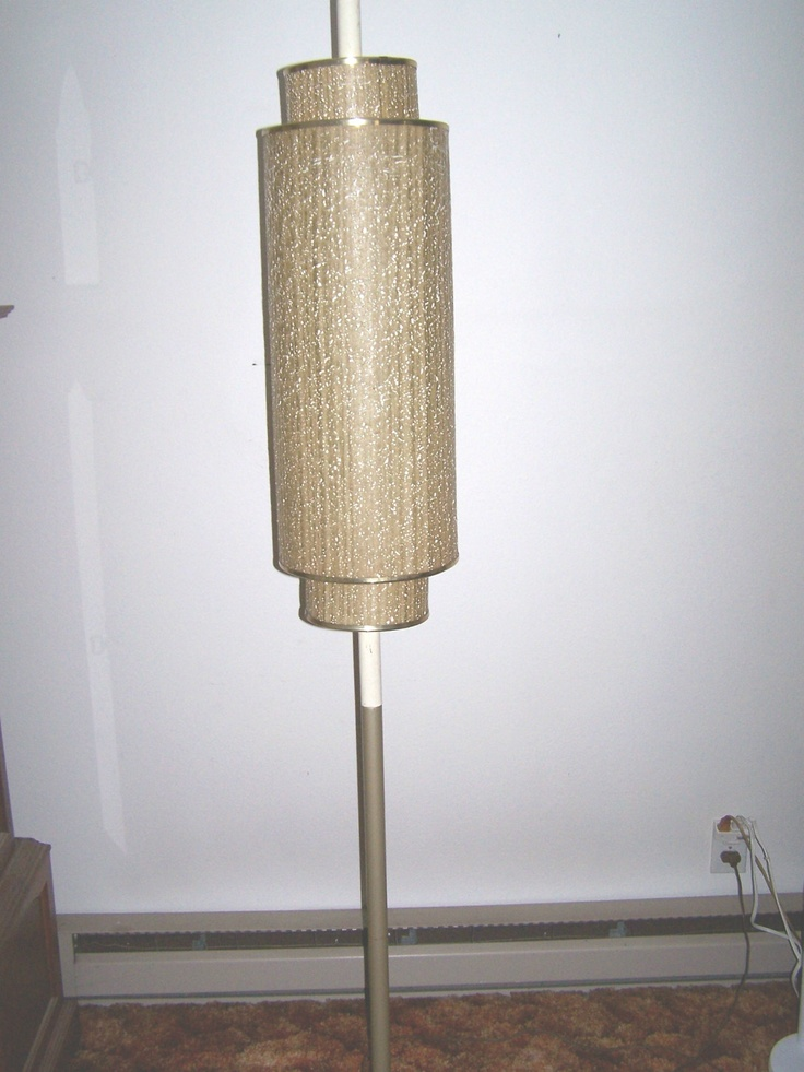 135 best floor to ceiling lamps tension pole lamps vintage pole tension light lamp vellum shadesld for 123 in 2012 mozeypictures Image collections