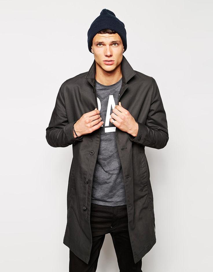 Trench Coat negro