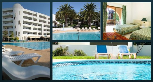22 Holiday Parks & Seaside Hotels In Albufeira, Portugal | Reinis Fischer