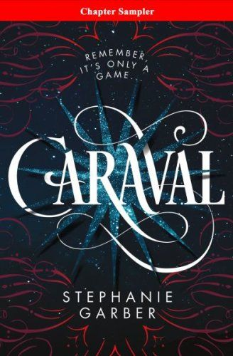 If you love magical books that sweep you up into their story, check out Caraval by Stephanie Garber. This would be a great read for adults and for teens.