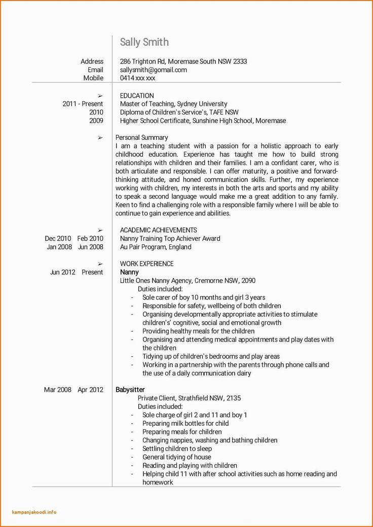 Activities to Put On Resume Awesome Cover Letter