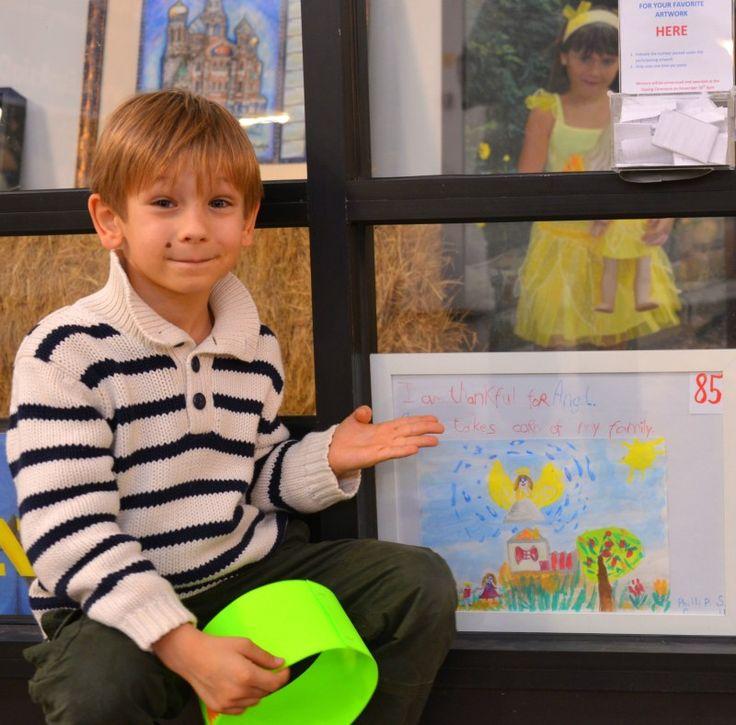 Международная выставка рисунков «Я благодарен за...»-2014 приглашает спонсоров, участников и волонтеров - www.DallasTelegraph.com/57474