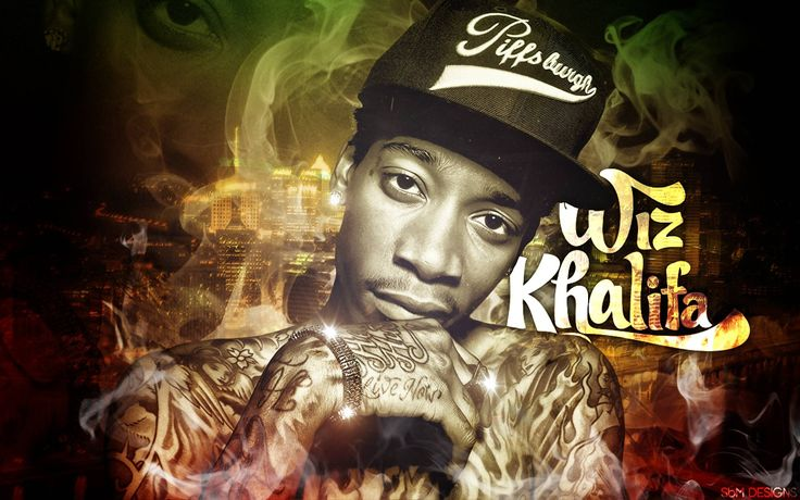 Wiz Khalifa Wallpapers  Wallpaper