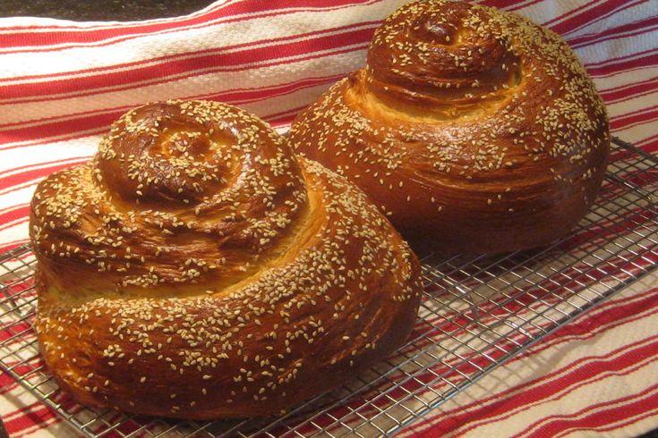 "Round Challah Bread And *Bonus* Agave ""Honey"" Cake for Rosh ..."
