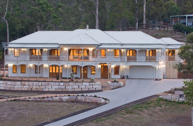 17 best images about acreage homes on pinterest for Queenslander style home designs