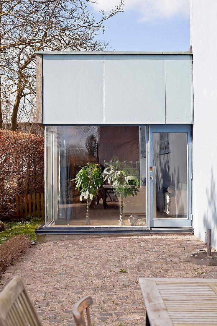 Pedellgatan 17, Lund, Sweden  1936/1963 Architect 1963: Bernt Nyberg
