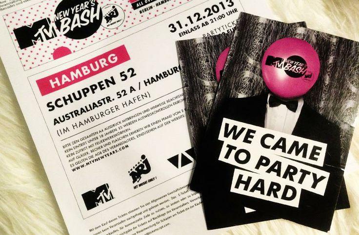 Jetzt kann Silvester kommen ;) MTV new years bash in der HafenCity, mit besten Blick auf Hamburgs Stadtpanorama. Mehr Informationen auf -> http://ahoihamburg.net/mtv-new-years-bash-2013-die-silvester-party-in-hamburg/ #hamburg #silvester #mtv