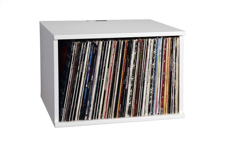 unnu 211 er perfekt til at opbevare vinylplader