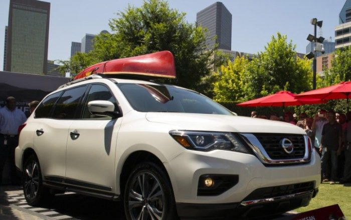 2020 Nissan Pathfinder Overview Price And Release Date Nissan