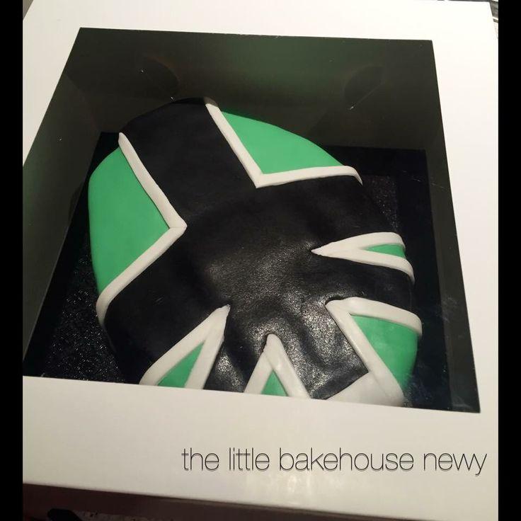 Power Rangers Mask Cake