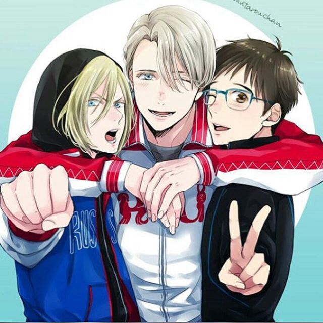 Letras de opening's |Anime| - Yuri!!!On ice OP - Wattpad