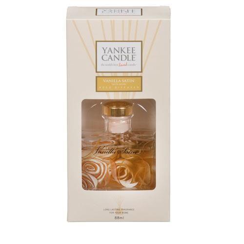 Vanilla Satin - Signature Reed Diffuser
