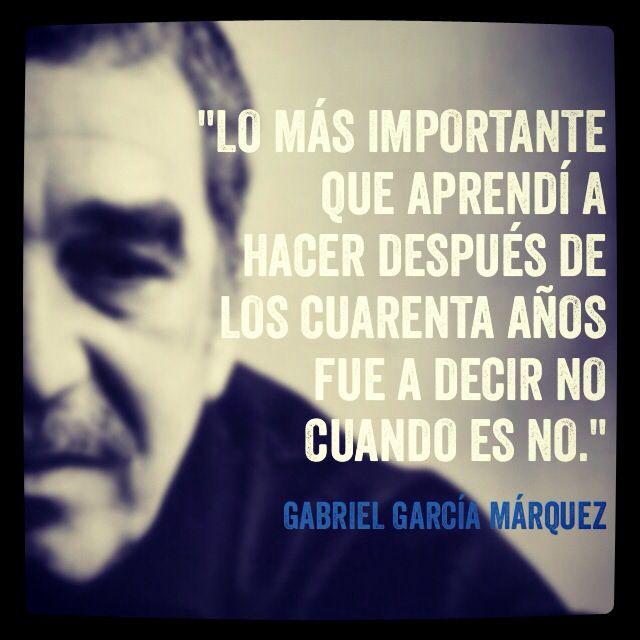 Gabriel Garcia Marquez #frases #citas #escritores