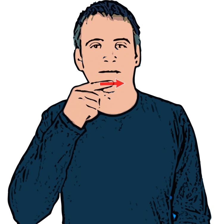 Boy - British Sign Language (BSL)