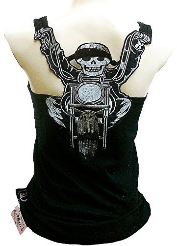 Rockabilly Punk Rock Baby Woman Black Tank Top Shirt Harley Biker Skull XXL d'Rockabilly Punk Rock Baby http://www.amazon.com/dp/B00Q76RMSO/ref=cm_sw_r_pi_dp_WXAHvb0CSVPSG