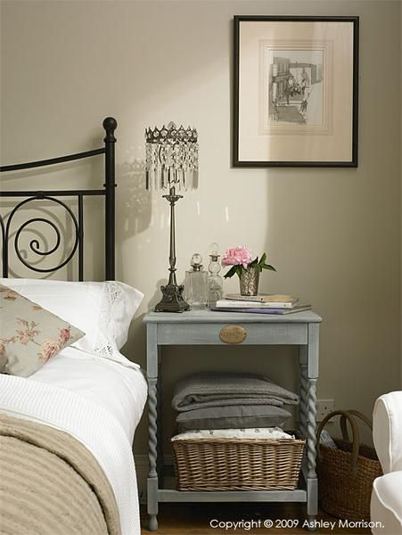 Farrow and Ball Shaded White