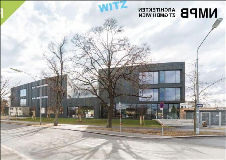 Neue Grundschule Essling Wien Fertigstellung 2016 Architektur Architektur Essling Fertigstellung Grunds Bildungsarchitektur Architektur Neubau