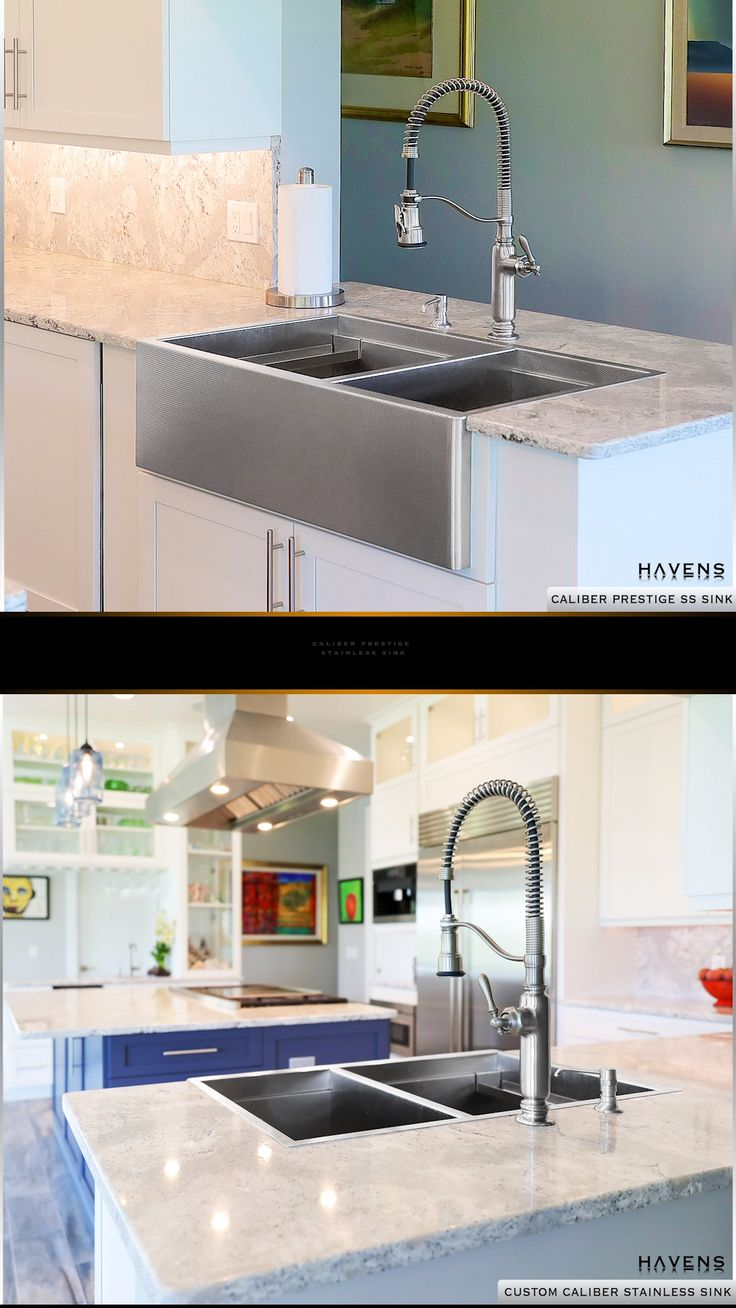 Top Mount Sinks Copper and Stainless [Video] in 2020