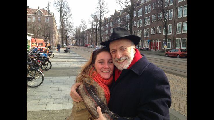 Vereerd & dankbaar met een hug van Carlo Petrini