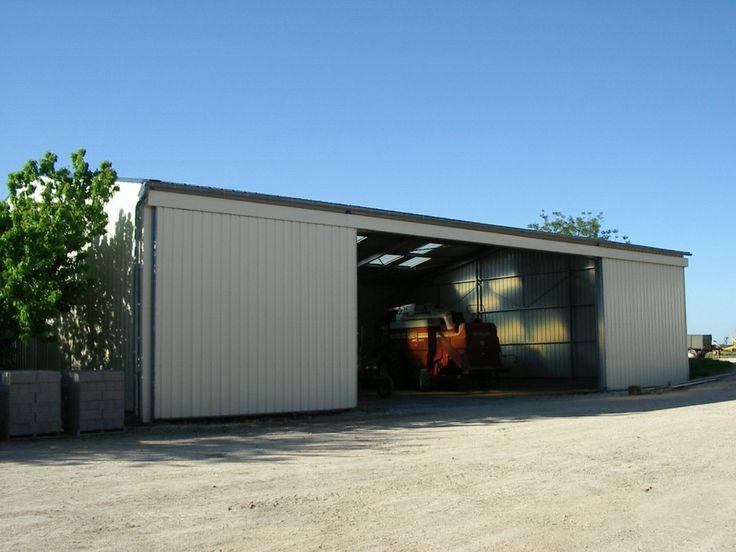 Hangar Metallique Kit