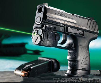 Review Hk P2000 Sk 40 S In Tactical Life Com Heckler