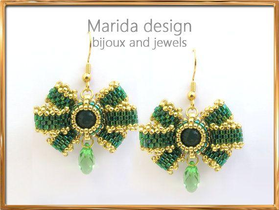 """""""Cadeau"""" earrings"""