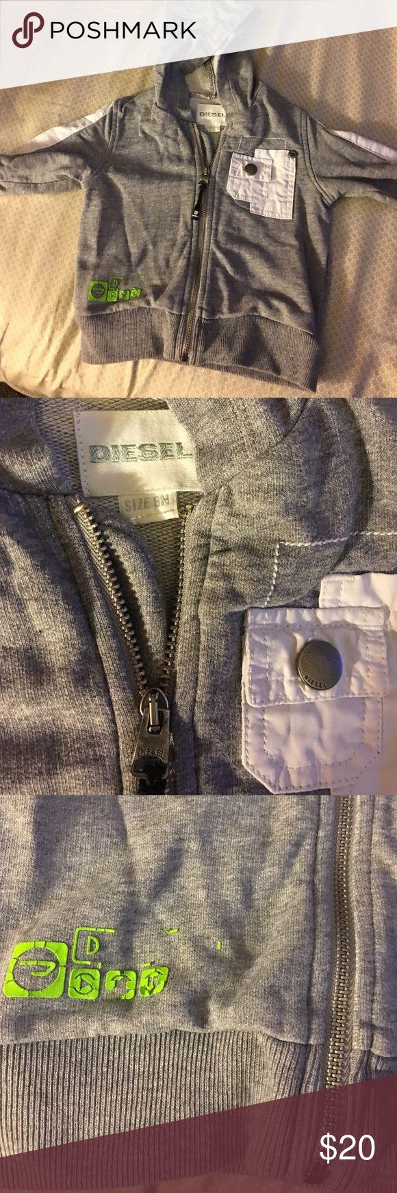 Diesel 6 months baby boy jacket Diesel 6 months baby boy jacket Diesel Jackets & Coats Jean Jackets