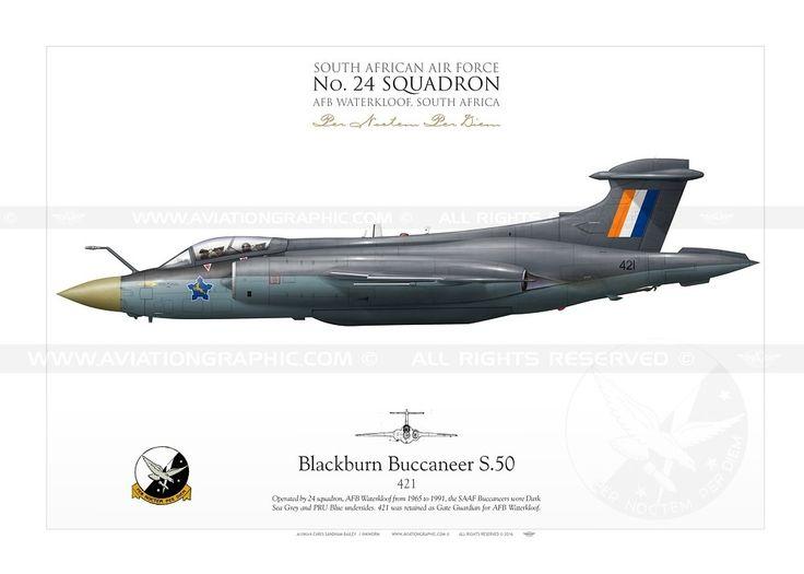 Buccaneer S.50 SAAF
