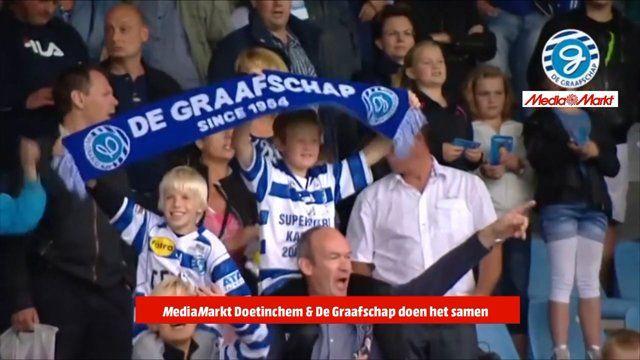 MediaMarkt Doetinchem & De Graafschap doen het samen.   www.videograaf.nl