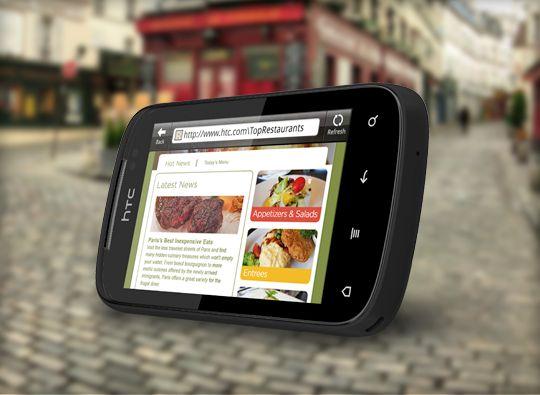 HTC Explorer: the simply smarter phone ;)