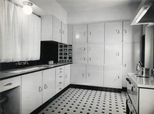 Cubex kitchen 1930