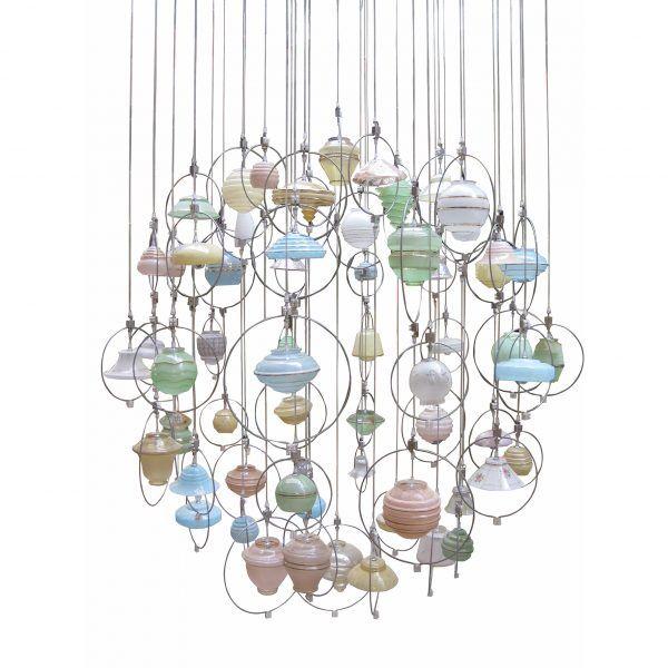 oudelampjeskapjeslamp bal 62 stuks | PIET HEIN EEK