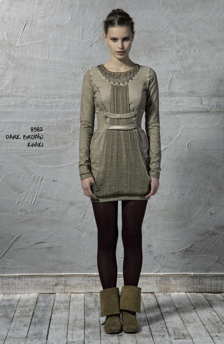 Winterjurk van angels never die via Fashionboutique Femelle online