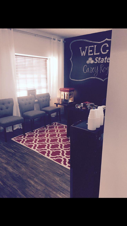 #StateFarm #OfficeDecor #choosecasey  www.choosecasey.com